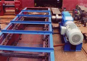 铸石刮板输送机